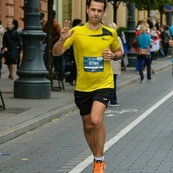 12th Danske Bank Vilnius Marathon - Remigijus Savulionis (786)