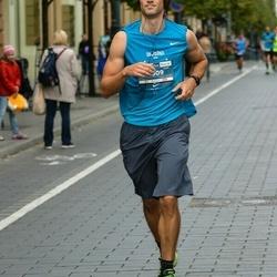 12th Danske Bank Vilnius Marathon - Petras Zdanavičius (609)