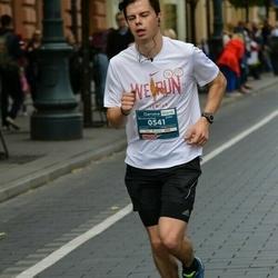12th Danske Bank Vilnius Marathon - Andrius Aukštuolis (541)