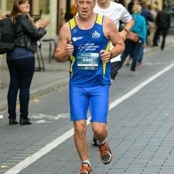 12th Danske Bank Vilnius Marathon - Janusz Kotłowski (441)