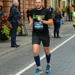 12th Danske Bank Vilnius Marathon - Marius Tumavičius (867)