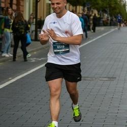 12th Danske Bank Vilnius Marathon - Dainius Gudavičus (519)