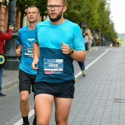 12th Danske Bank Vilnius Marathon - Virginijus Nenartavičius (808)