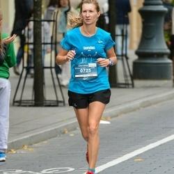 12th Danske Bank Vilnius Marathon - Joanna Borkowska-Sergiejuk (725)