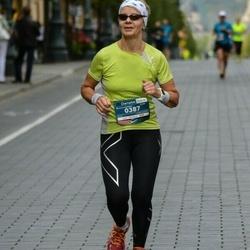 12th Danske Bank Vilnius Marathon - Leena Leva (387)