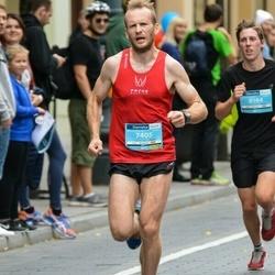 12th Danske Bank Vilnius Marathon - Giedrius Juška (7405)