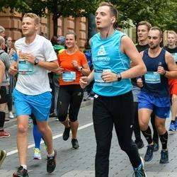 12th Danske Bank Vilnius Marathon - Brigita Latvelytė (6823), Darius Mikalajūnas (7590), Mažvydas Bartašius (7745)