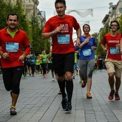12th Danske Bank Vilnius Marathon - Martynas Plyčiuraitis Plyčius (6386), Adomas Pesliakas (6711)