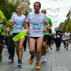 12th Danske Bank Vilnius Marathon - Daiva Rudytė (6853), Jaunius Lingys (7923)