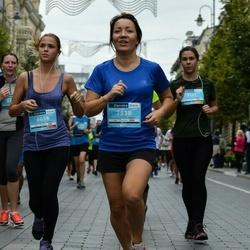 12th Danske Bank Vilnius Marathon - Laura Kaziukonienė (7538), Greta Urbutyte (8658)