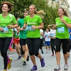 12th Danske Bank Vilnius Marathon - Raminta Raškauskaitė (9054), Lina Prušinskaitė (9055)