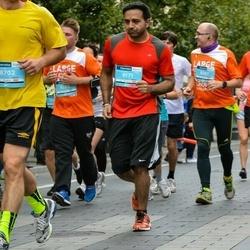 12th Danske Bank Vilnius Marathon - Satinder Basran (6171)
