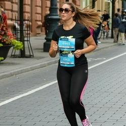 12th Danske Bank Vilnius Marathon - Katrė Trapnauskaitė (6963), Lauryna Rėzaitė (6965)