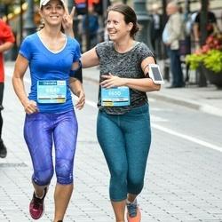 12th Danske Bank Vilnius Marathon - Gintarė Makarovienė (6649), Raminta Veličkaitė (6650)