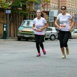 12th Danske Bank Vilnius Marathon - Juratė Vasiukevičiūtė (13409), Živilė Šilgalytė (13410)