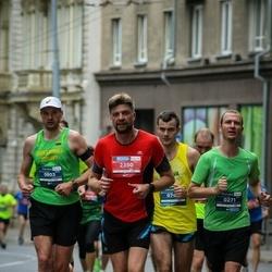12th Danske Bank Vilnius Marathon - Peter Marleaux (271), Sigitas Ciukša (803), Liudvikas Plančiūnas (2350)