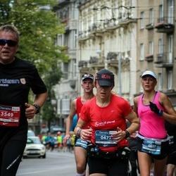 12th Danske Bank Vilnius Marathon - Svetlana Čеrlina (477)