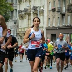 12th Danske Bank Vilnius Marathon - Aira Klusatienė (4119)