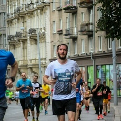 12th Danske Bank Vilnius Marathon - Anthony Walmsley (1049)