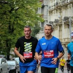 12th Danske Bank Vilnius Marathon - Aidas Tamošiūnas (3109), Egidijus Rapolas (3511)