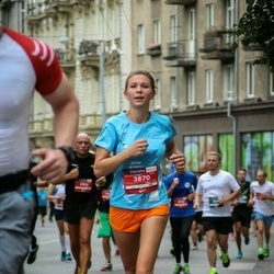 12th Danske Bank Vilnius Marathon - Brigita Cipkute Jonaitiene (3870)