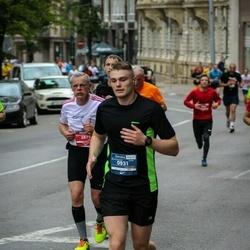 12th Danske Bank Vilnius Marathon - Andrej Zubrickij (931)