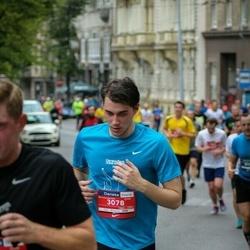 12th Danske Bank Vilnius Marathon - Jokūbas Tulaba (3078)