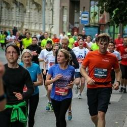12th Danske Bank Vilnius Marathon - Karlis Kravis (1064), Edita Zavadzkyte (4131)