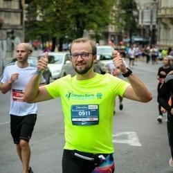 12th Danske Bank Vilnius Marathon - Andrius Bagdonavičius (911)