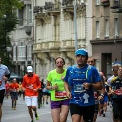 12th Danske Bank Vilnius Marathon - Evaldas Januškevičius (997)