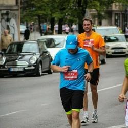12th Danske Bank Vilnius Marathon - Piotr Szymański (2235)