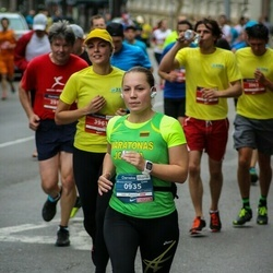 12th Danske Bank Vilnius Marathon - Juliana Romoslavskaja (935)