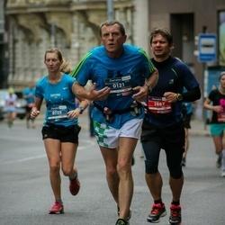 12th Danske Bank Vilnius Marathon - Jonas Jocius (121), Alfredas Vaitkus (2887)