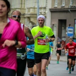 12th Danske Bank Vilnius Marathon - Darius Margelis (2663)