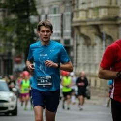 12th Danske Bank Vilnius Marathon - Julius Dukšta (425)