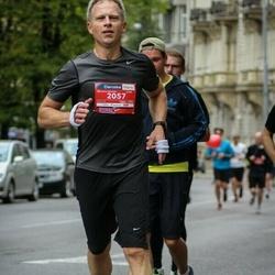 12th Danske Bank Vilnius Marathon - Viačeslav Grišin (2057)