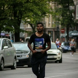 12th Danske Bank Vilnius Marathon - Subbu Loganathan (300)