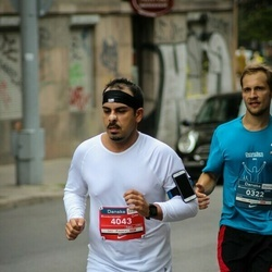 12th Danske Bank Vilnius Marathon - Nitin Bhatia (4043)