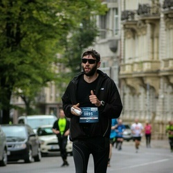 12th Danske Bank Vilnius Marathon - Haroldas Grigalionis (895)