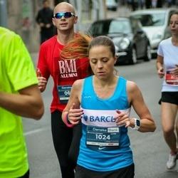 12th Danske Bank Vilnius Marathon - Paulita Šubert (1024)