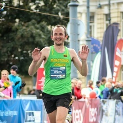 12th Danske Bank Vilnius Marathon - Antanas Žukauskas (925)