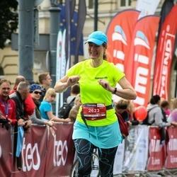 12th Danske Bank Vilnius Marathon - Agata Śrubarska (2623)