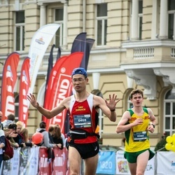 12th Danske Bank Vilnius Marathon - Shigeru Matsumoto (468)