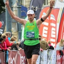 12th Danske Bank Vilnius Marathon - Sigitas Ciukša (803)