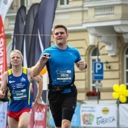 12th Danske Bank Vilnius Marathon - Dovydas Kaminskas (839)