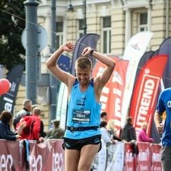 12th Danske Bank Vilnius Marathon - Vytautas Giedraitis (805)