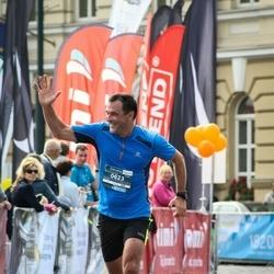12th Danske Bank Vilnius Marathon - Andris Pētersons (623)