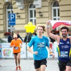 12th Danske Bank Vilnius Marathon - Paulius Varnas (1037)