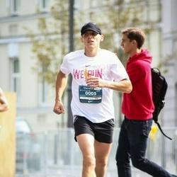 12th Danske Bank Vilnius Marathon - Saulius Satkevičius (5)