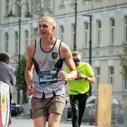 12th Danske Bank Vilnius Marathon - Edvinas Širvinskas (969)
